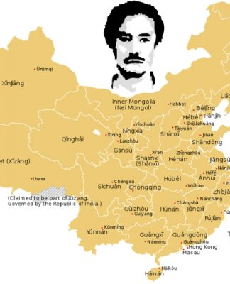 Kiun Li from Gansu-e province of China