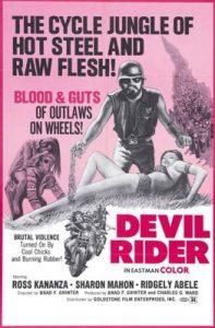 Devil Rider Poster
