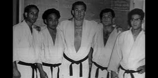 "Grappling Legend ""Judo"" Gene LeBell"