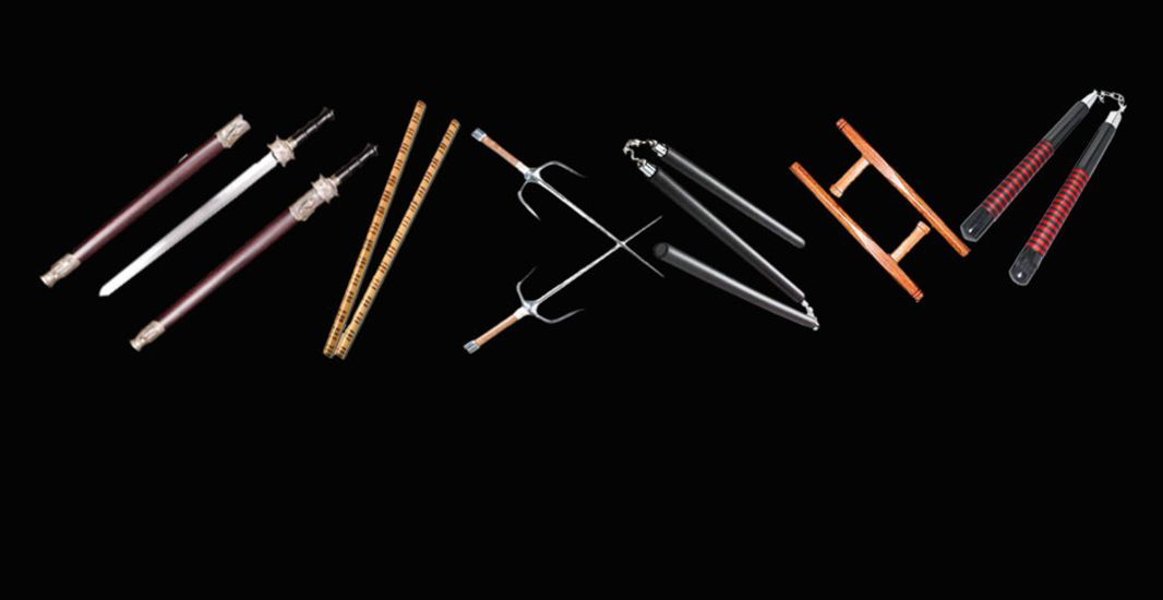 Traditional Martial Arts Weapons