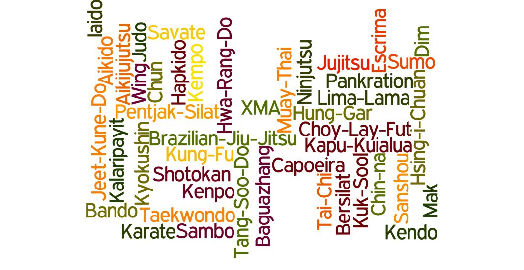Martial Arts Styles
