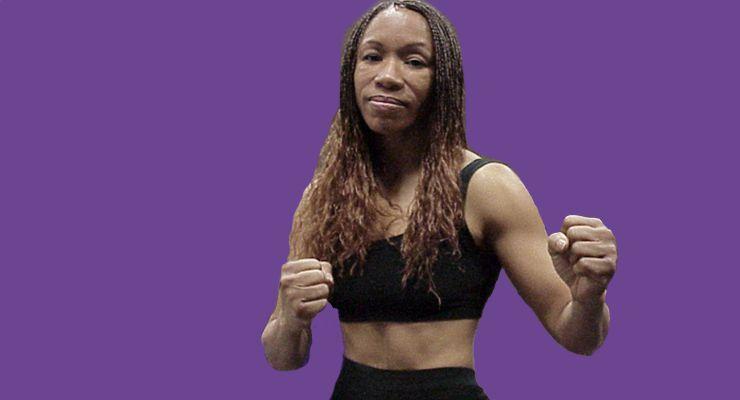 Cynthia Prouder: Kickboxer and Boxer