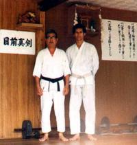 Pedro Bernardy and Nakamura Yoshio