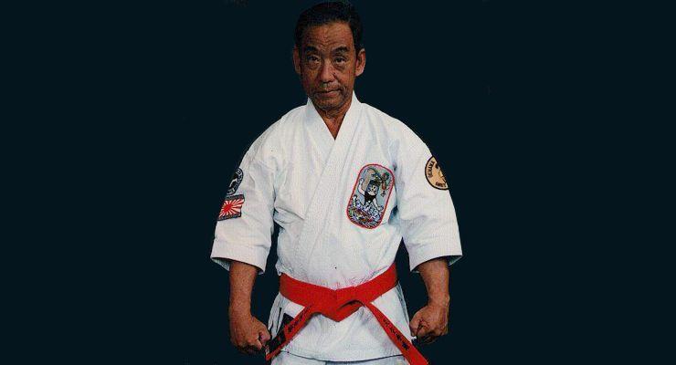 Angi Uezu: Isshin-ryu Karate