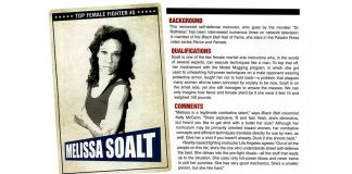Melissa Soalt