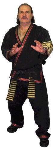 Fred Villari Shaolin Kempo