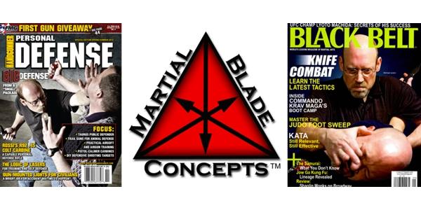 Michael Janich Martial Blade Concepts