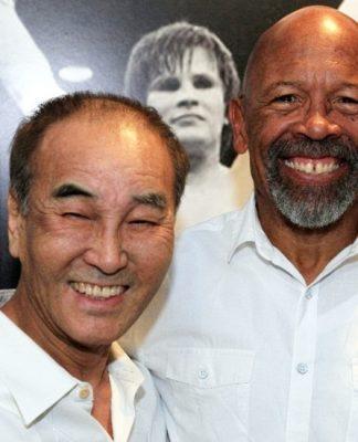 Greg Williams and Jun Chong