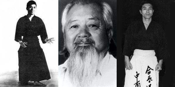 Masahilo Nakazono Aikido