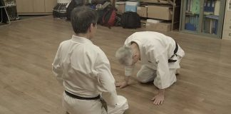Seiza with Hironori Ohtsuka by Empty Mind Films