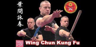 Tony Massengill Wing Chun Kung Fu