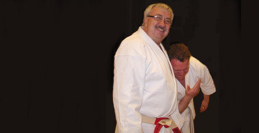Rick Clark on Judo Chokes Or Shimi-Waza