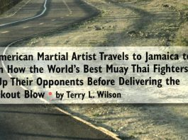 An American Martial Artist Travels to Jamaica