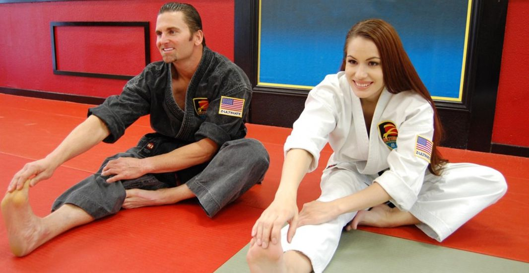 Martial Arts Warm-Up Cool-Down Procedures
