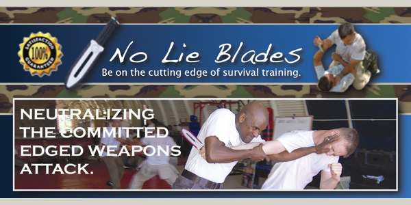 Neutralizing The Committed Edged Weapons Attack