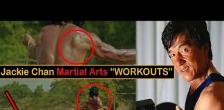 Martial Arts WORKOUTS | with Jackie Chan