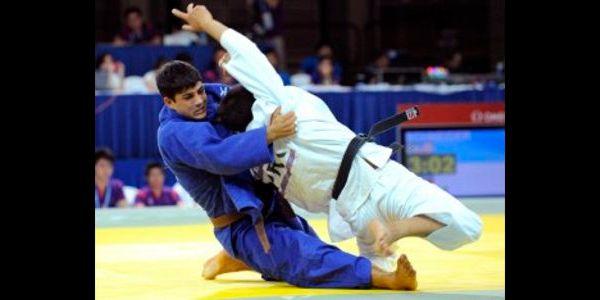 Max Schneider Won Judo Gold
