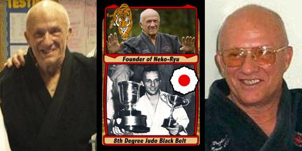 Ernie Cates: Neko-ryu Goshin Jitsu