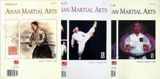 Journal of Asian Martial