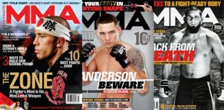 Ultimate MMA Magazine