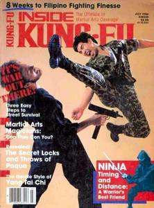 George Chung Inside Kung Fu
