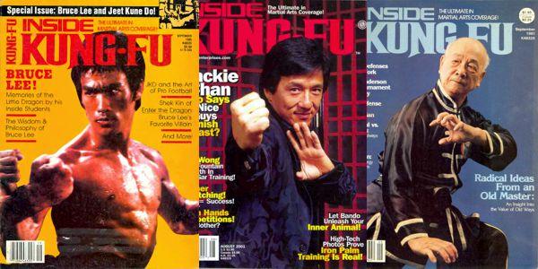 Inside Kung-Fu Magazine