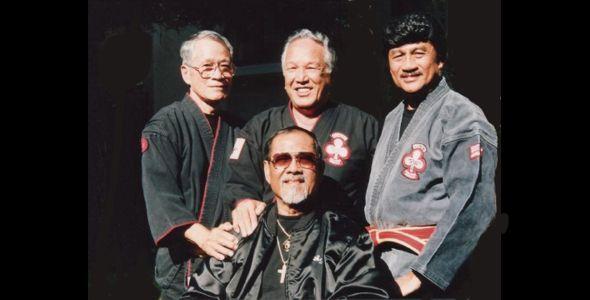 Founders of Kajukenbo