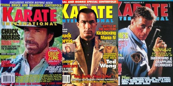 Karate International Magazine