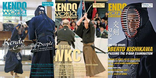 Kendo World Magazine