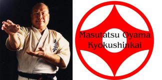 Masutatsu Oyama Kyokushinkai