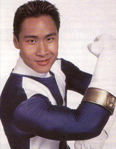 Mike Chaturantabut Blue Ranger in Power Rangers: Lightspeed Rescue