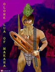 Sid Campbells Olohe Lua of Makaha