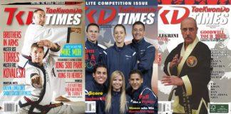 Taekwondo Times Magazine