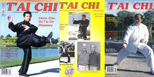 T'AI CHI Magazine