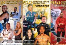 World Martial Arts Magazine