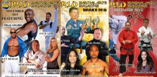 World Martial Arts Magazine