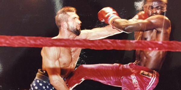 Rick Roufus vs Ernesto-Hoost