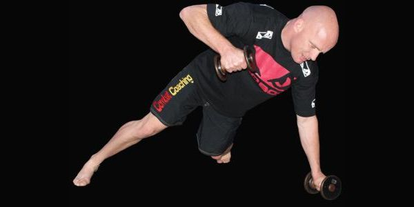 Morne Swanepoel MMA Training