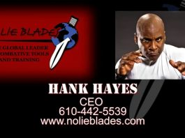 Hank Hayes No Lie Blades