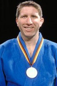 Mike Swain Judo Medal