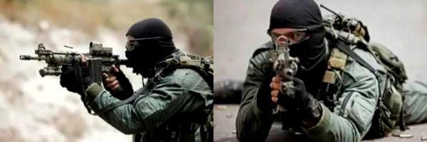 Israeli SWAT Team