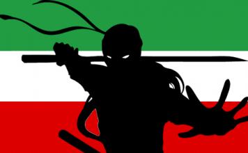 Tehran Conscripts Ninja Masters to Crush Democracy