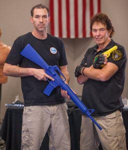Jason Hanson and Danny Lane Spy Combatives