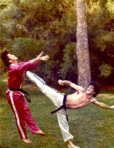 Michael Goldman Side Kick