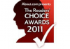 About.com's The Readers Choice Awards 2011