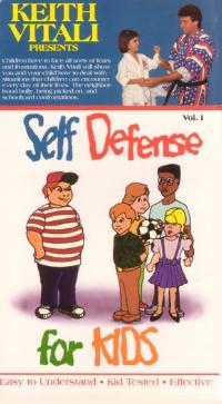 Keith Vitali Self Defense for Kids