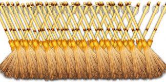 40 Brooms
