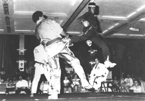 James Cook Winning the USKA Grand Nationals, Pittsburgh, PA in 1977
