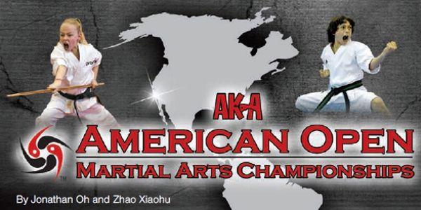 The AKA American Open