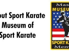 Sports Martial Arts
